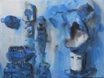 Armor, acrylic on canvas, 166x125