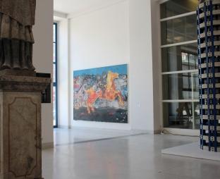 """""""New Wave"""", Veletržní Palác, National Gallery."""
